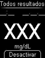 """Aviso """"XXX"""" na Apresentado após Teste"""