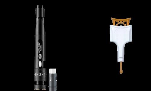 Accu-Chek FastClix e Accu-Chek Safe-T-Pro Uno